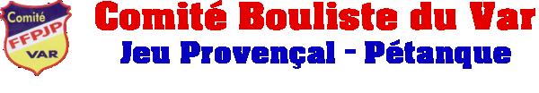 Comité Bouliste du Var