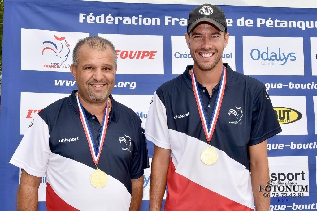 Palmarès Sportif 2019 seniors, mixtes & vétérans à Pétanque